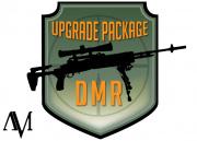 Airsoft GI Milsim DMR Upgrade Package (AMS)