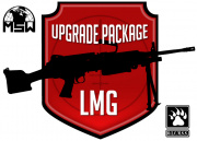 Airsoft GI Milsim Support Gunner (MSW&LC) Upgrade Package