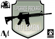 Airsoft GI Milsim Rifleman Upgrade Package