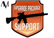 Airsoft GI Milsim Support Gunner (LMG AMS) Upgrade Package