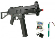 (Discontinued) G&G UMG AEG Airsoft Gun (Battery/BBs/Charger Package)