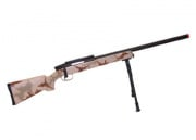 (Discontinued) UTG Full Metal Gen. 5 M324S Pro Bolt Action Sniper Rifle Airsoft Gun (Desert)