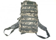 Condor/OE TECH Molle Hydration Backpack w/ Storage Compartments (ACU)
