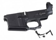 VFC VR16 Complete M4/M16 Lower Receiver with Deep Engraving in Black