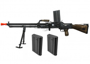 Echo 1 ZB30 Full Metal Airsoft Gun w/ 2 additional Magazine Bundle
