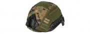 WoSport 1000D Nylon Polyester Bump Helmet Cover (Woodland Digital)