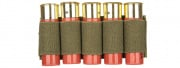 Lancer Tactical Shotgun Shells Belt Holder (OD Green)
