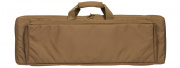 Lancer Tactical Heavy Duty Double Gun Bag (Tan)