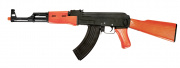 CYMA CM042 AK-47 Tactical Carbine AEG Airsoft Gun (Black/No Battery & Charger)