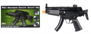 HFC HB-102 Mini Submachine AEG Airsoft Gun (Black)