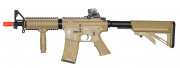 ICS M4 CQBR Sportline Carbine AEG Airsoft Gun w/ Vertical Grip (Tan)