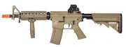 Lancer Tactical M4 CQBR AEG Airsoft Gun (Tan)