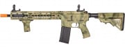 Lancer Tactical SMR Black Jack MK5 M4 Carbine AEG Airsoft Gun OEM by Dytac (A-TACS FG)