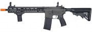 Lancer Tactical SMR Black Jack MK5 M4 Carbine AEG Airsoft Gun OEM by Dytac (Black)