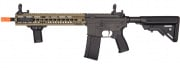 Lancer Tactical SMR Black Jack M4 Carbine AEG Airsoft Gun OEM by Dytac (Dark Earth)