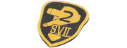 Emerson SVII Velcro Patch (Full Color)