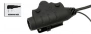 Tac 9 Industries Tactical U94 Kenwood Version PTT (Black)