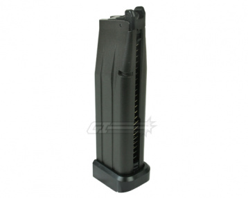WE 27rd Hi-Capa Standard CO2 Pistol Magazine