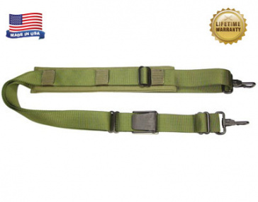 Specter M-249 Squad Automatic Weapon Sling ( SAW ) ( OD )