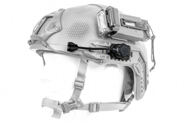 Lancer Tactical Helmet Multi-Lighting System ( Green & IR )