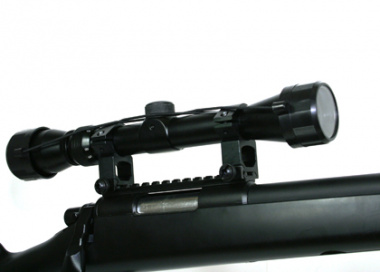 * Discontinued * UK Arms 3-9x32 Scope Set