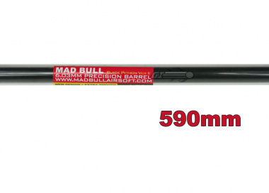 MadBull Ver. 2 Precision Inner Barrel FSG1 Length for AEG Hop Up