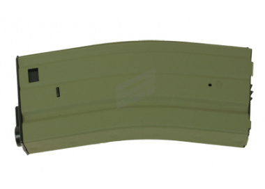 (Discontinued) Airsoft Elite M16 (OD) 300rds High Capacity Magazine w/ Winder