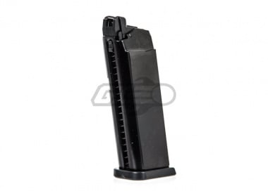 KJW 25rd Gas Magazine for G series Pistol