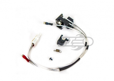 Modify Low Resistance AEG Switch & Wire Assembly for M4 / M16 ( Front / Tamiya Plug )