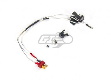 Modify Low Resistance AEG Switch & Wire Assembly for M4 / M16 ( Rear / Ultra Plug )