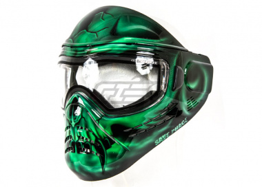 Save Phace Grimm Full Face Tactical Mask ( Tagged Series )