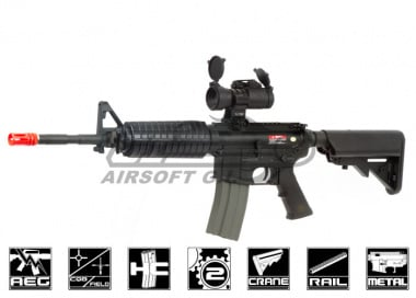 ARES Full Metal M4E Carbine w/ Electronic Trigger System Airsoft Gun