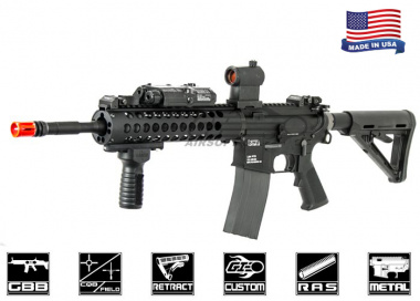 Airsoft GI Custom Block 8 ( Perfect Tactical Trainer ) GBB Airsoft Gun