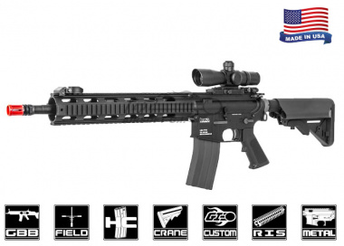 Airsoft GI Custom Block 9 ( Perfect Tactical Trainer ) GBB Airsoft Gun