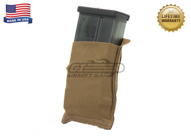 Blue Force Gear Helium Whisper Ten-Speed HK417 Single Mag Pouch ( Coyote )