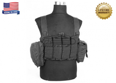 Blue Force Gear Ten-Speed M4 Chest Rig ( Black )