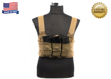 Blue Force Gear Ten-Speed SR25 / 7.62 Chest Rig ( Coyote )
