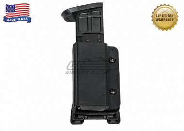 Blade-Tech Industries Revolution Single Magazine Pouch with Tek-Lok for Generic 9/40 Mag