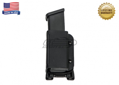 Blade-Tech Industries Revolution Single Magazine Pouch with Tek-Lok for Glock 9/40/ATP