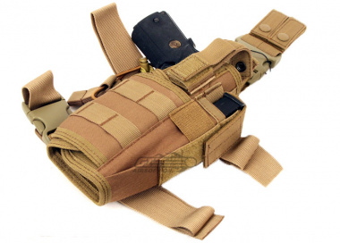 Lancer Tactical Tornado Drop Leg Holster ( TAN )