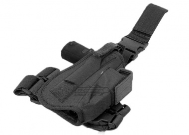 Lancer Tactical 92F Drop Leg Holster ( BLK )