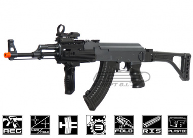 Double Eagles M900E Tactical AK-47 AEG Airsoft Gun