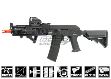 Echo1 Red Star Full Metal Operator Combat Weapon Airsoft Gun