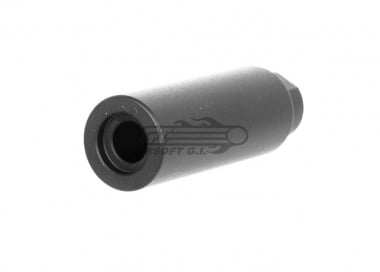 Echo 1 Metal Black Flash Hider for SOG-68
