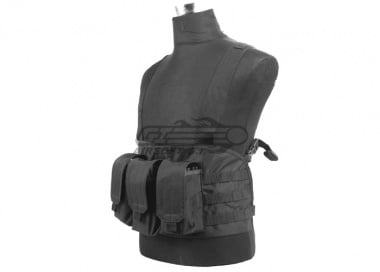 Gryffon Golem Chest Rig ( Black )