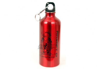 "Airsoft GI ""Good Luck"" Water Bottle"