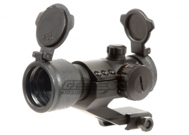 Lancer Tactical Red & Green Dot Combat Scope w/ Cantilever Mount