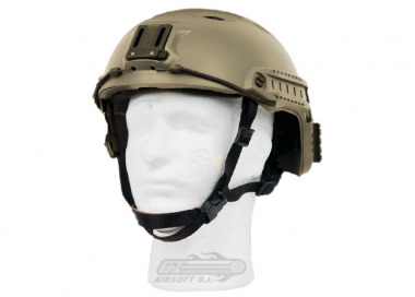 Lancer Tactical FAST Helmet ( TAN )