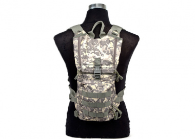 Lancer Tactical Light Weight Hydration Pack ( ACU )