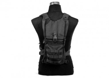 Lancer Tactical Light Weight Hydration Pack ( BLK )